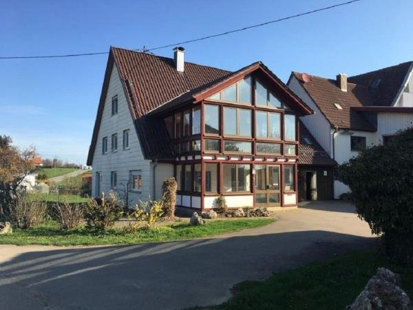 Familienurlaub auf der Schwäbischen Alb, holiday rental in Hohenstadt