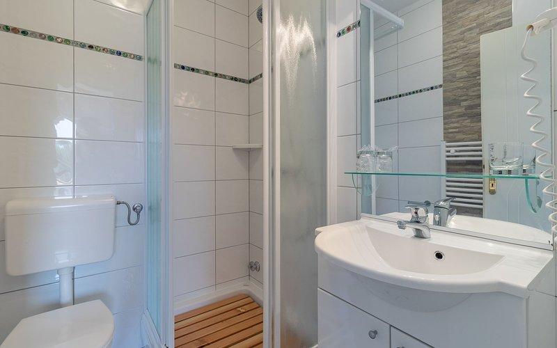 Azul (2): cuarto de baño