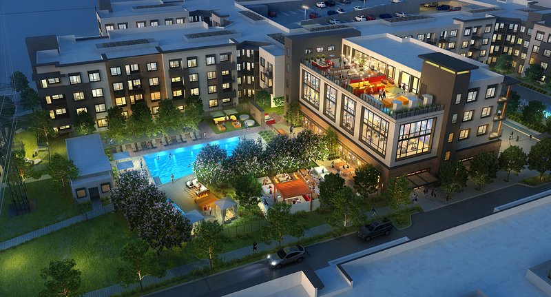 Global Luxury Suites in Menlo Park, aluguéis de temporada em Stanford