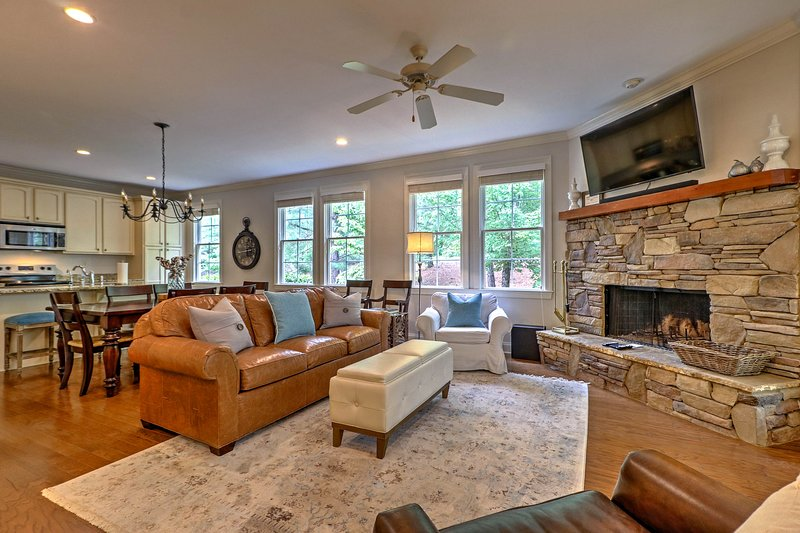 A beautiful vacation rental home in Greensboro, GA is waiting for you!