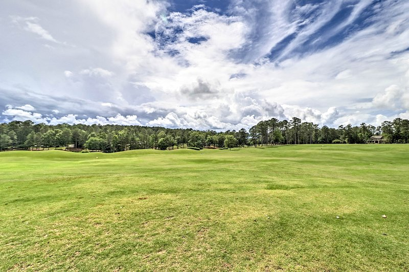 Golf, play tennis, and go boating on Lake Oconee when you stay at this home!