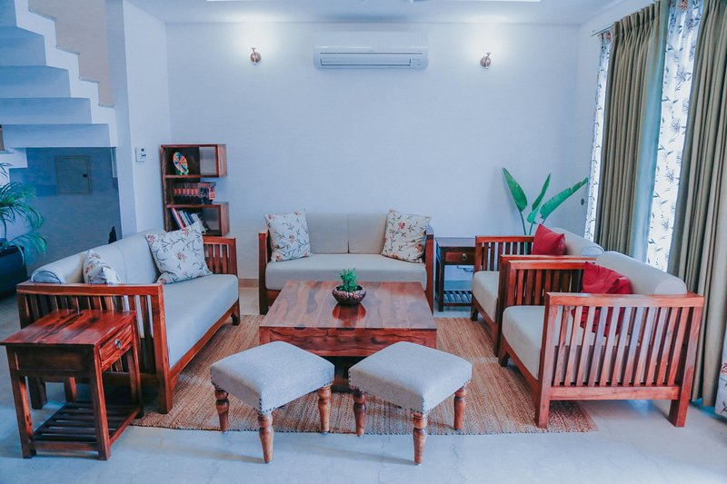 The Mahal, holiday rental in Manimajra