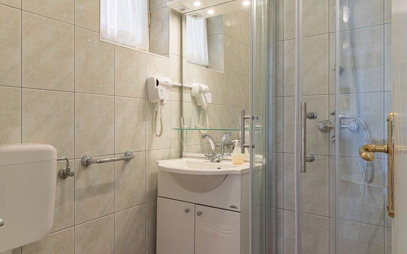 Brown (2): bagno con wc