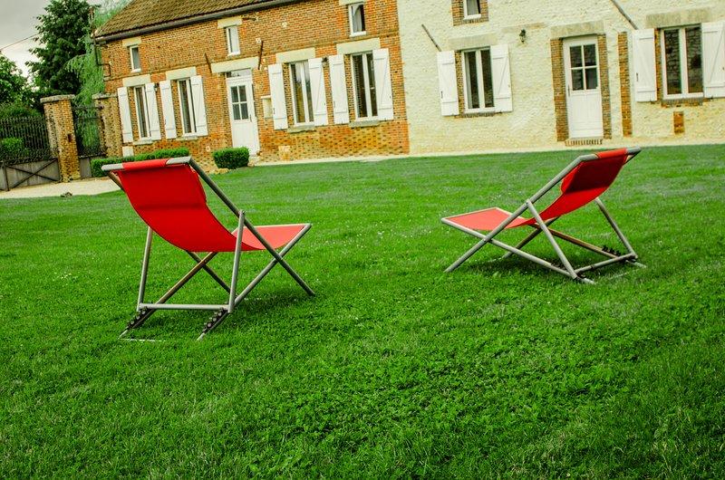 La Ferme de Jeanne, holiday rental in Saint-Mards-en-Othe
