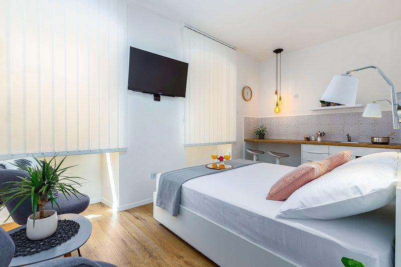 Apartment Terra II Rijeka Center, location de vacances à Rijeka