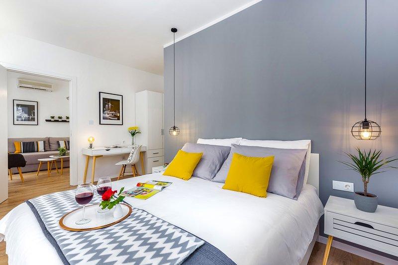 Apartment Terra I Rijeka Center, location de vacances à Rijeka
