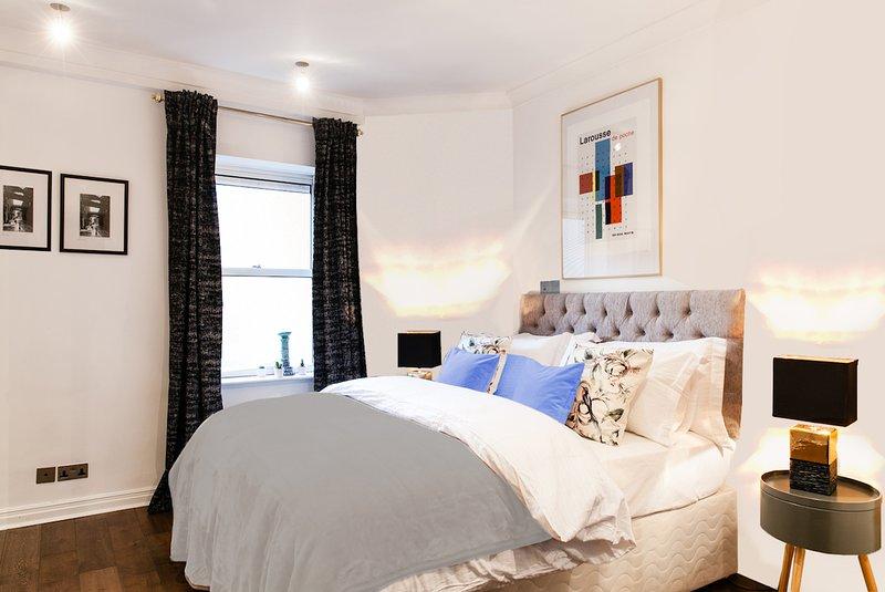 camera matrimoniale con letto king size (standard UK)