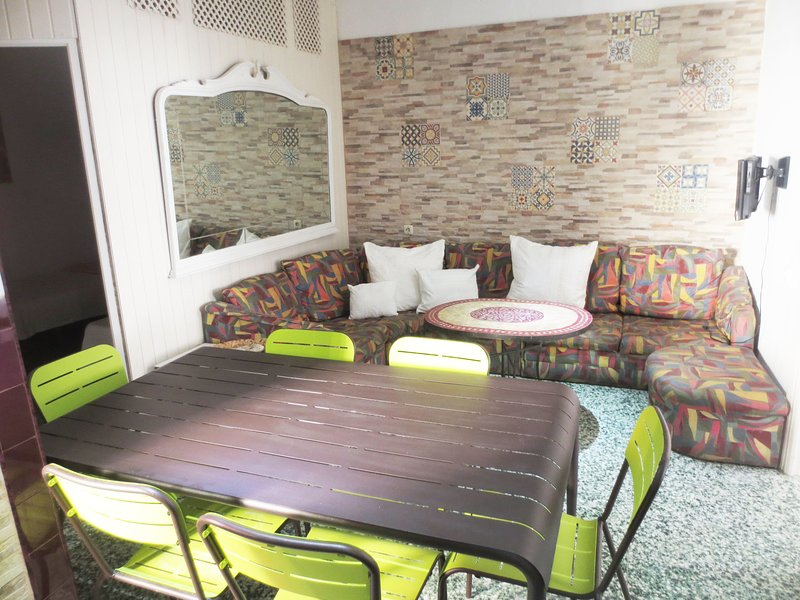 3 sleeproom apartment in the center of Tarifa, holiday rental in Tarifa