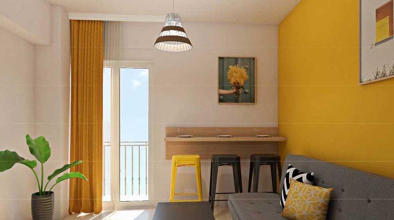 (A3) MyChaniaHome , 2 balconies, center, 6min to Old Harbord, aluguéis de temporada em Chania
