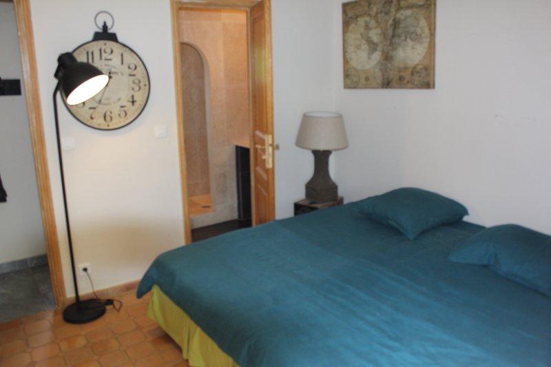 Maison dans le golfe de SAINT TROPEZ, location de vacances à Gassin