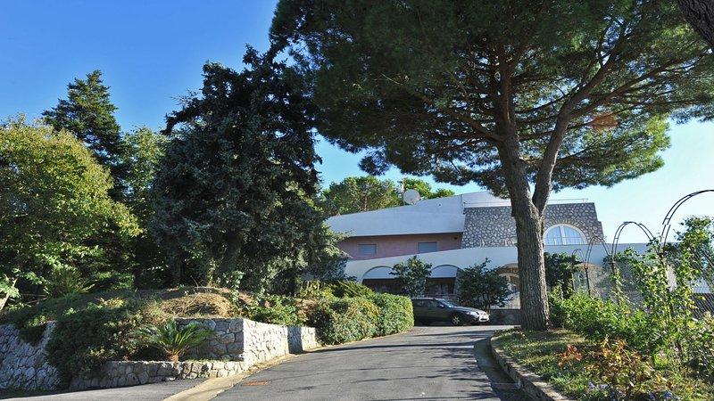 Villa Sorrento (02) Main entrance