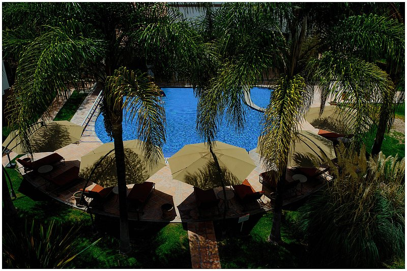 Private Studio with Swimming pool! Very Central!, holiday rental in El Santuario