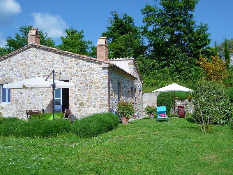 Capitorio, private garden
