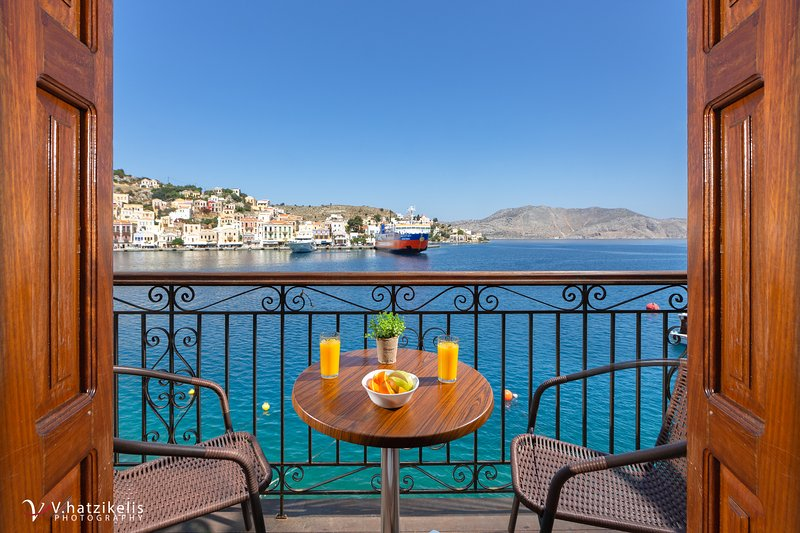 Marias Sea House, holiday rental in Ano Symi