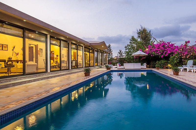 Huge Outdoor  Pool