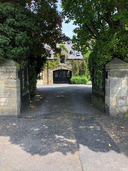 The Old Vicarage, vacation rental in Berwick-upon-Tweed