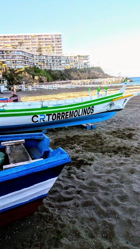 Playa del Castillo Santa Clara