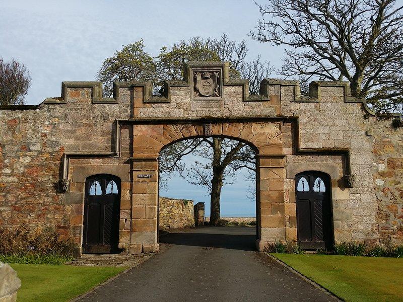 Grand Main Entrance