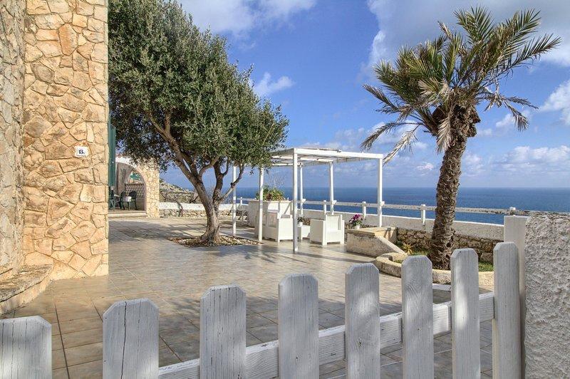 Palme pool residence, holiday rental in Gagliano del Capo