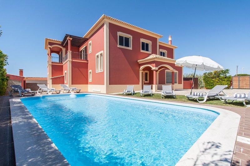 Villa Farol, vakantiewoning in Sagres