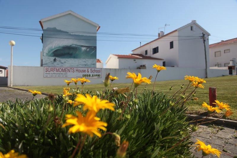 SurfMoments House #4505AL, alquiler vacacional en Ferrel