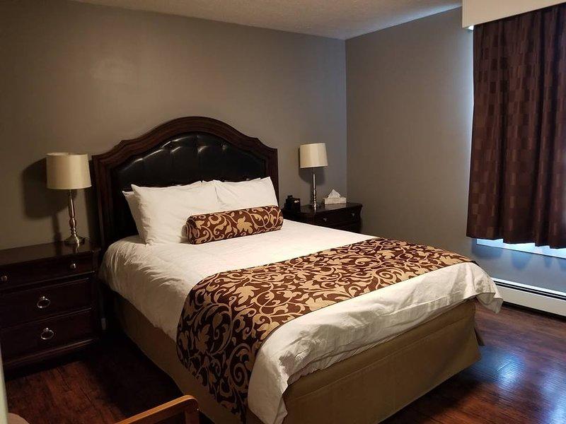 The Blue Marlin Inn Room 117, vacation rental in Port Alberni