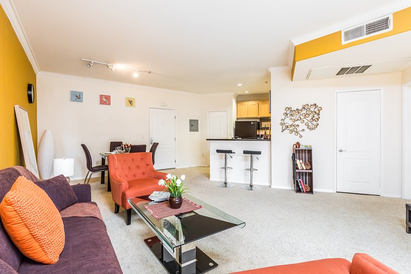 Downtown La Inspiring Apartment Has Balcony And Sauna Updated 2019