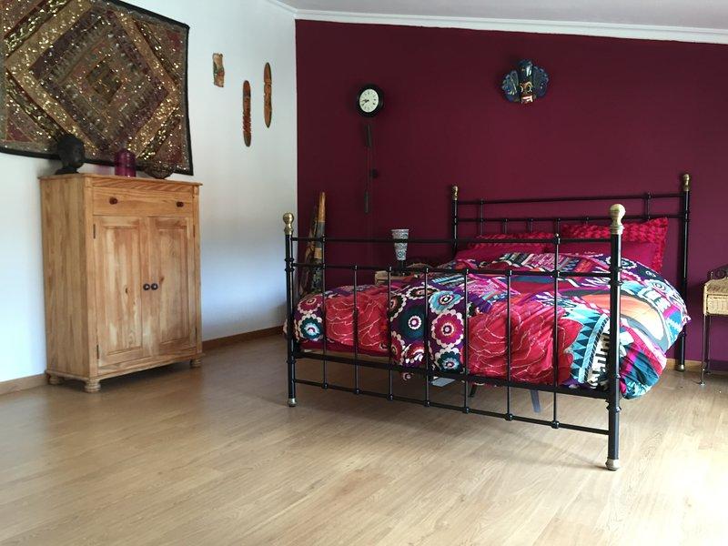 Casa Traca Byzanthium room, alquiler de vacaciones en Gois