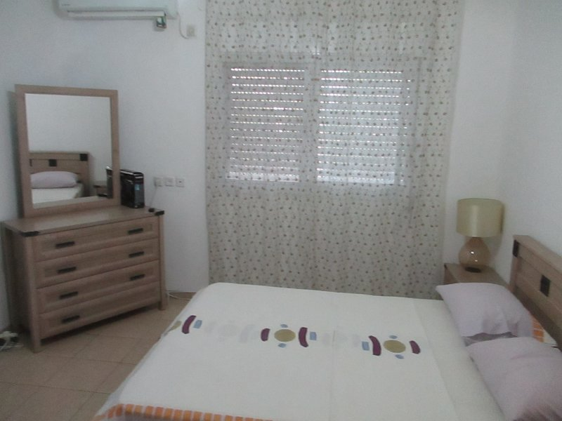 One-bedroom apartment (sea, Rambam), holiday rental in Kiryat Yam
