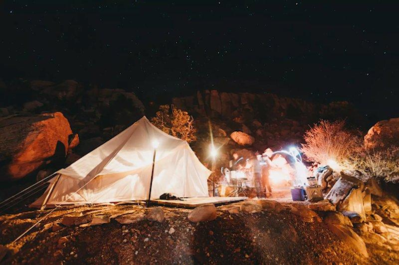 Zion Glamping Adventure - Tent 2, aluguéis de temporada em Colorado City
