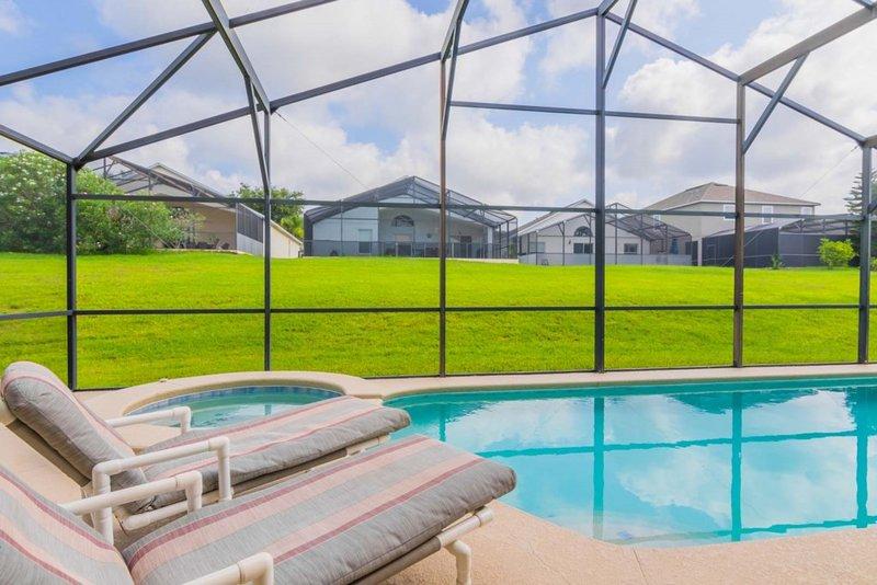 The Glorious Private Pool e Spa.
