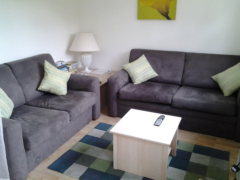 Luxury 4 Berth Chalet (TF), holiday rental in Padstow