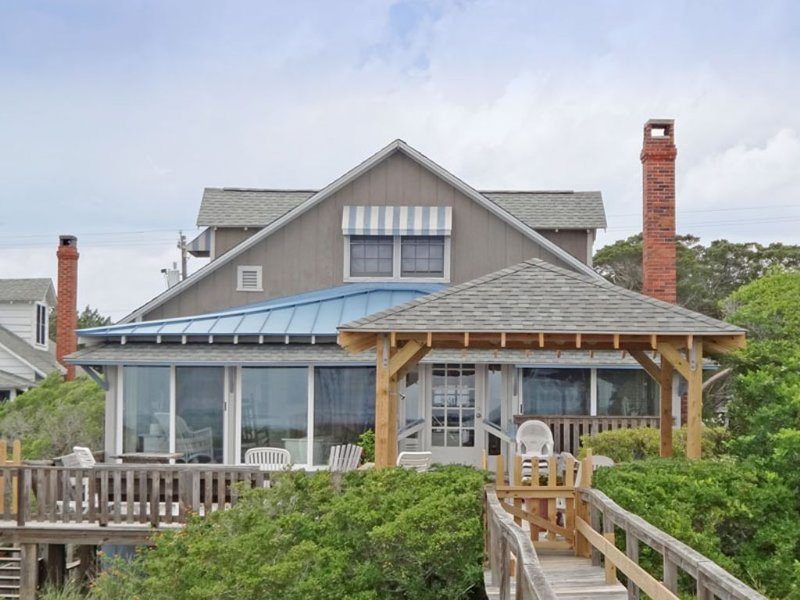 lato dell'oceano Pawleys Island Beach House