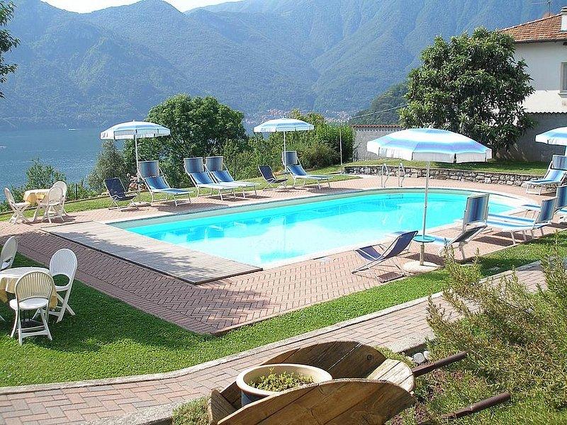 Casa Panorama Undici, casa vacanza a Mezzegra