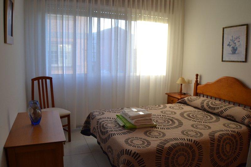 Apartamento Rias Baixas de dos habitaciones, holiday rental in O Grove