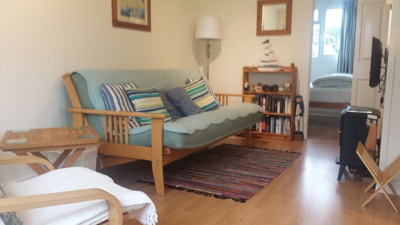 Luxury 4 Berth Chalet (SN), holiday rental in Padstow
