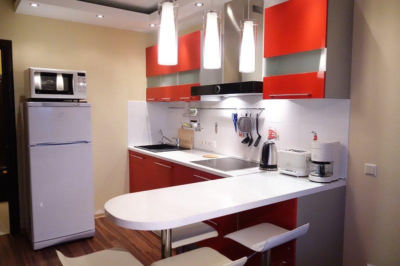 Comfy Place Lesnaya Apartments, location de vacances à Vsevolozhsky District