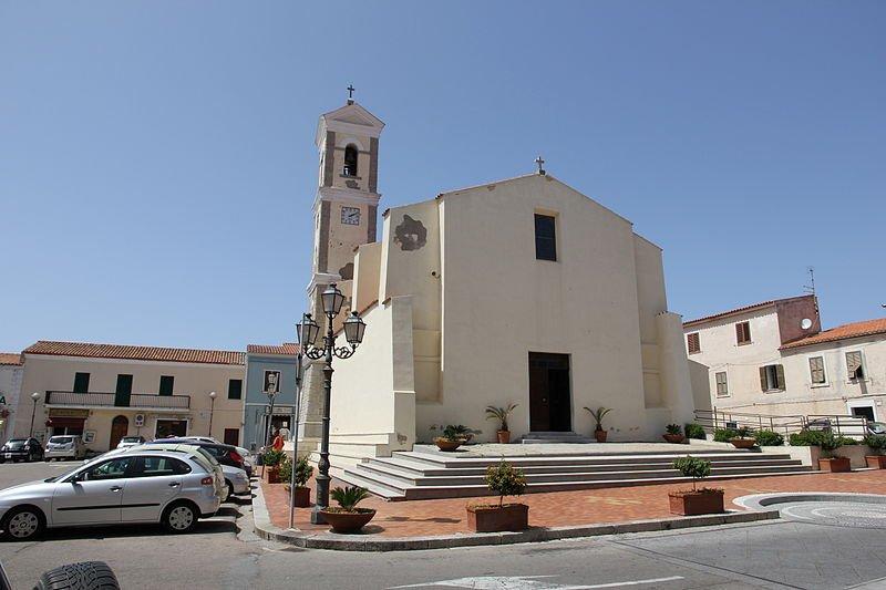 Kerk in de buurt.