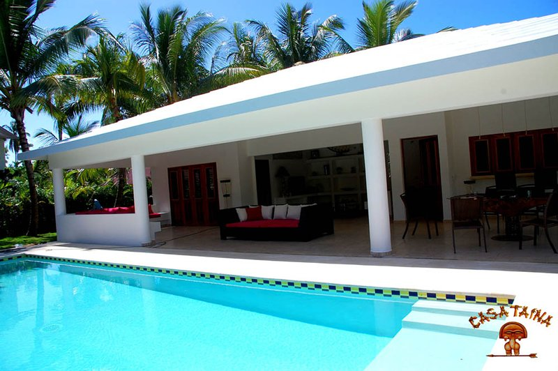Villa Taina Luxe and Pleasure las terrenas, vacation rental in Las Terrenas