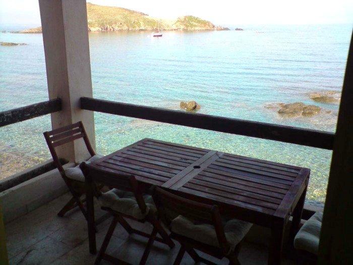Amazing house with sea view & Wifi – semesterbostad i Ersa