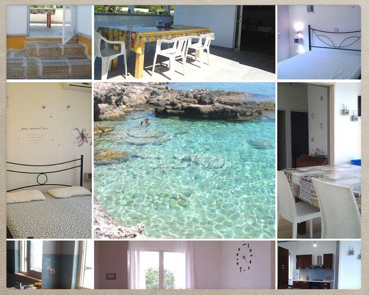 AQUAMARINE 4 POSTI, holiday rental in Pizzo
