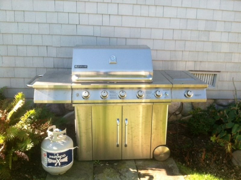 top of the line grill