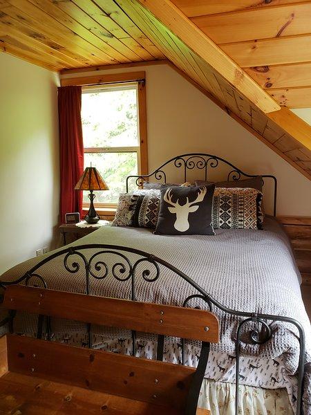 Boven is een slaapkamer # 2