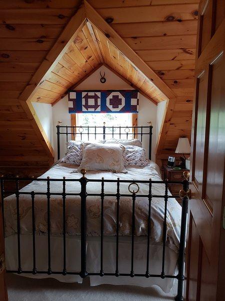 Upstairs Bedroom # 1