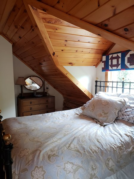 Boven is een slaapkamer # 1