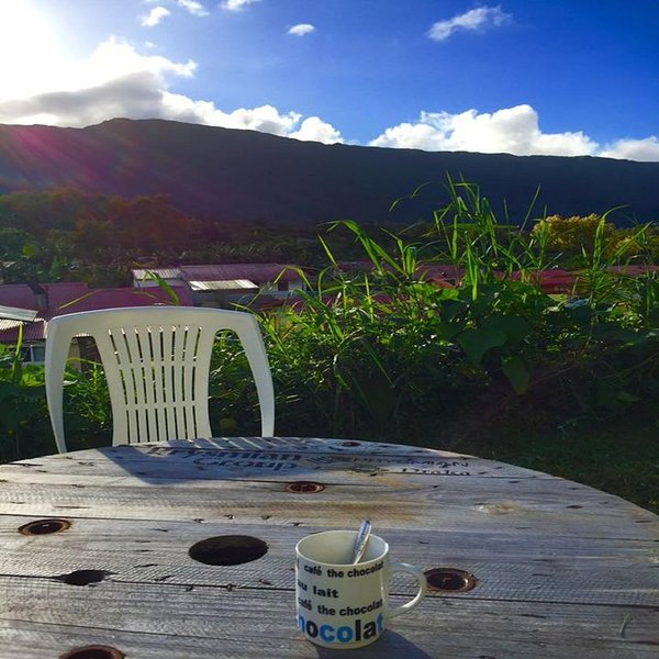 Nice house with mountain view, vacation rental in Sainte-Anne
