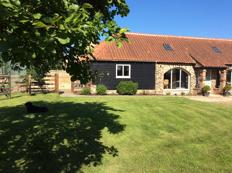 The Shippen at Old Low Moor Farm, holiday rental in Knayton