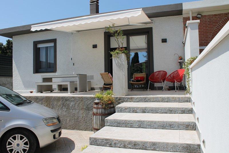 CASA RELAX MOGORO, vacation rental in Serri