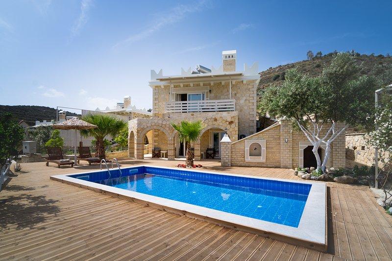 villa aristidis -south crete, vacation rental in Vori