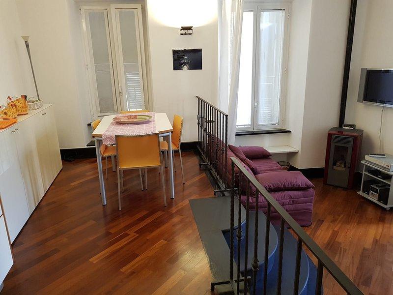 La Casa Delle Volte, Ferienwohnung in La Spezia